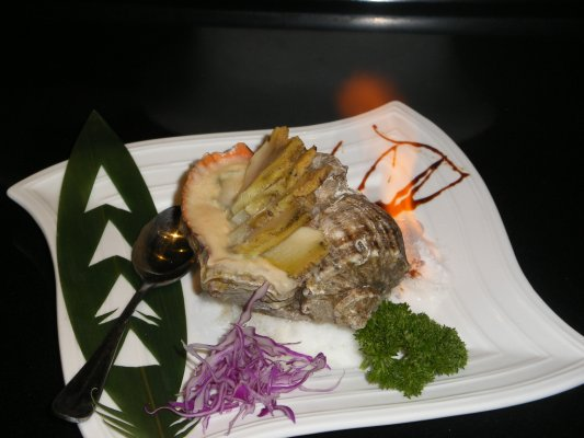 奶油海螺烧