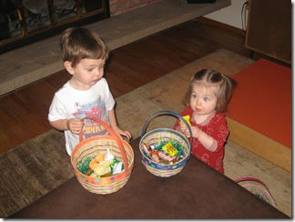 easter basket cases