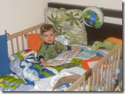 henry in big  boy bed 4