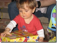 1st henry bday - super presents for a super boy
