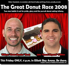 Great Donut Race 2008
