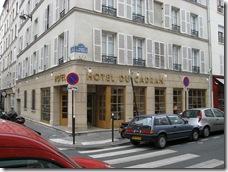 hotel du cadran feb 2008