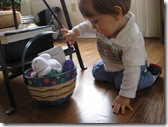 Easter - 4th step to basket