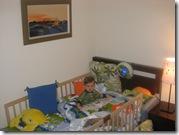 henry in big boy bed 1