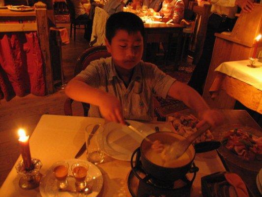 在法国涮锅子 - 陈晓卿 - 人黄猪老