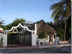 Hotel Posada Amor a Puerto Morelos