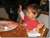 1st henry bday - bunny cake extravaganza 23