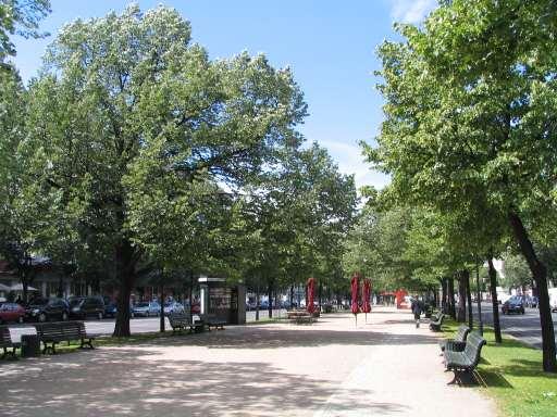 Ünter den Linden