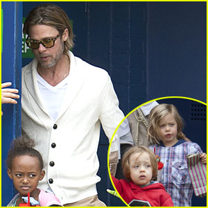 brad-pitt-kids-mr-poppers-penguins