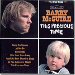 Barry McGuire - The Precious Times (1965)