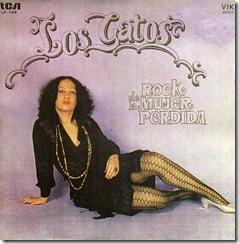 1970 Los Gatos Rock de la mujer perdida001