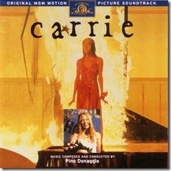 Pino Donaggio - Carrie - Soundtrack - Front