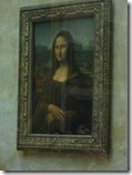 mona lisa close