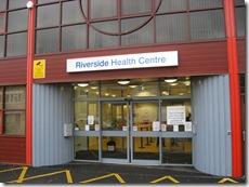 riverside health centre - bath, england