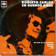Roberto carlos ep 1972