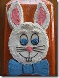 1st henry bday - bunny cake by kristine
